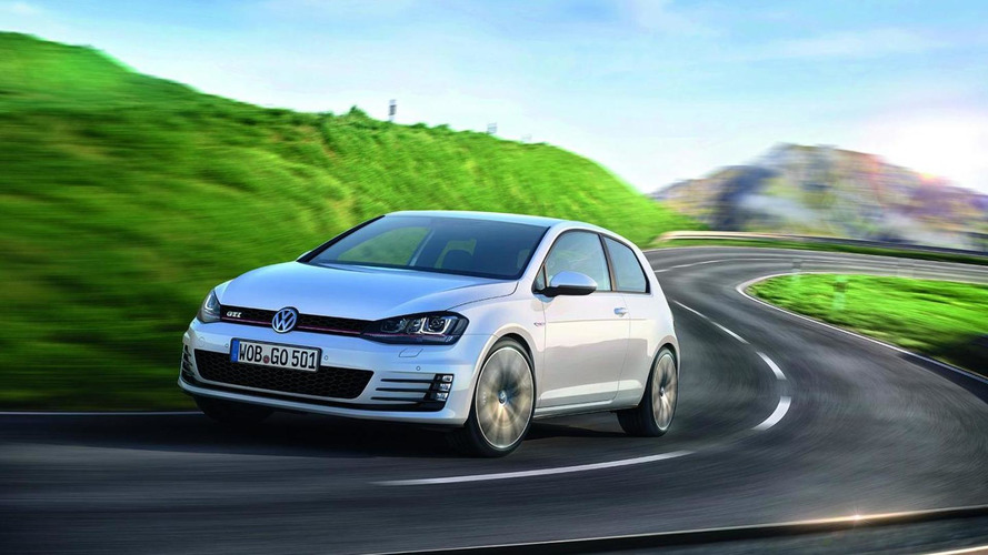 2013 Volkswagen Golf GTI breaks cover