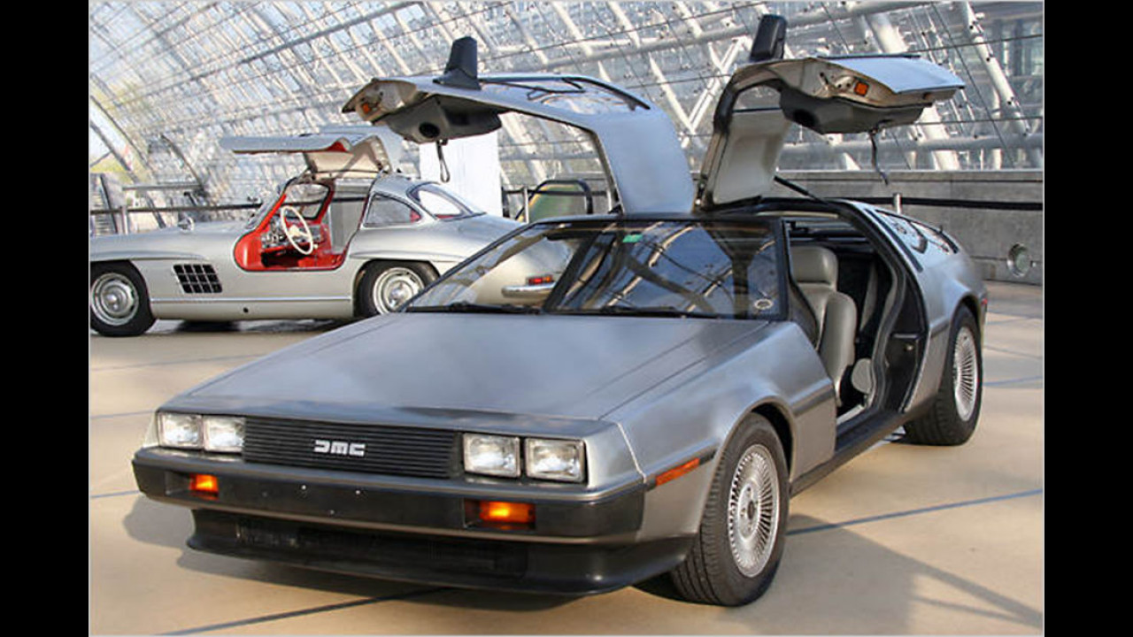 DeLorean DMC-12 (1982)