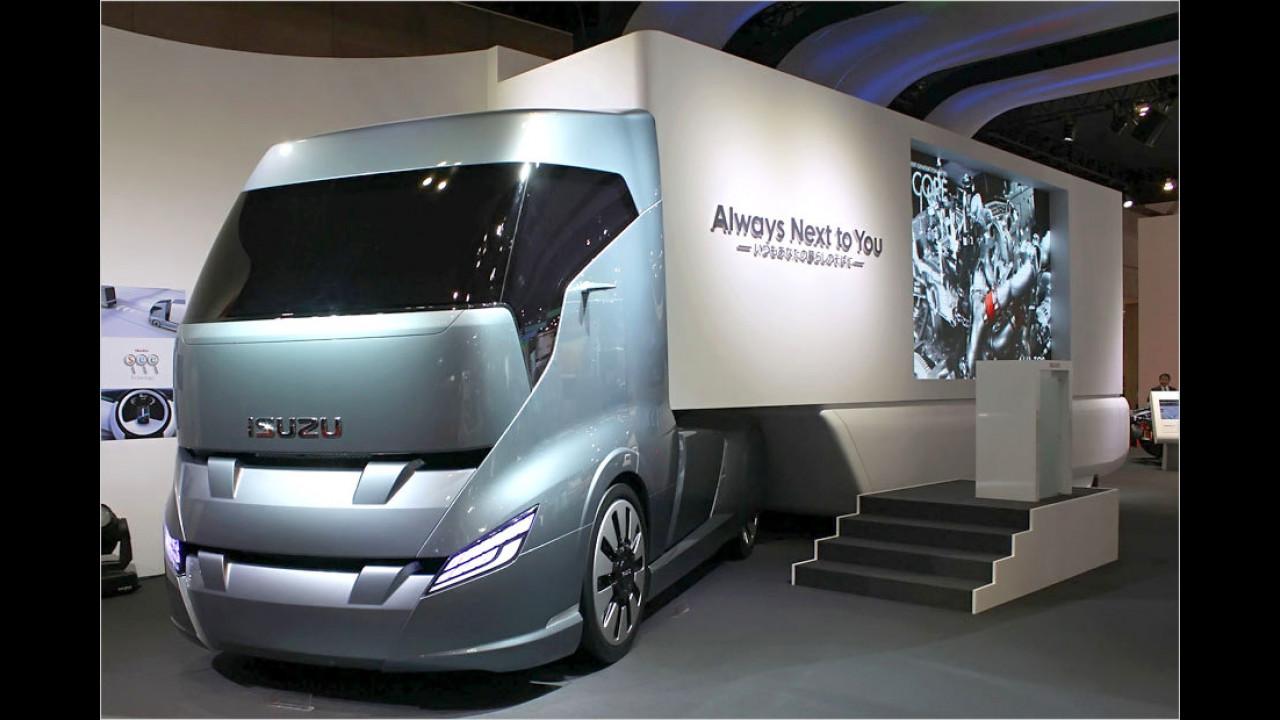 Isuzu Truck Concept