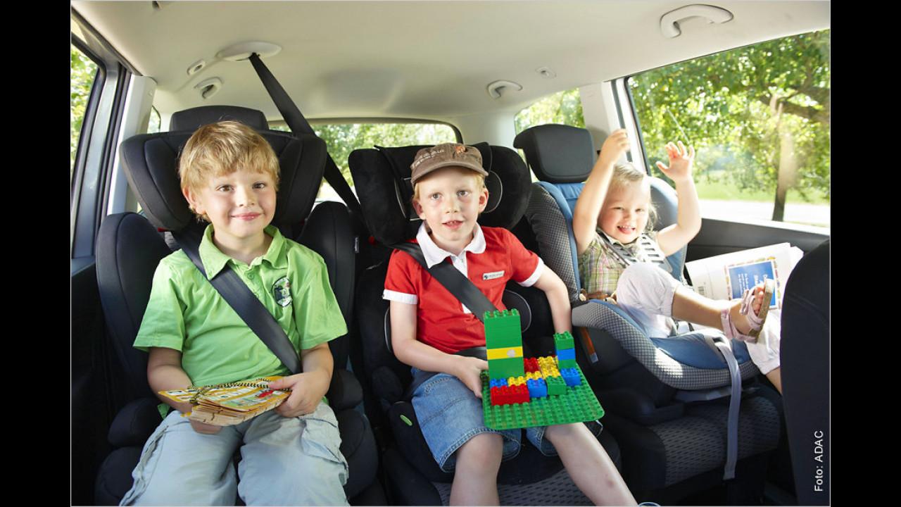 ADAC-Kindersitztest
