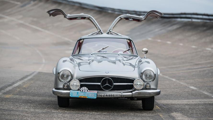 Enchères – Une vente Mercedes par Artcurial le 15 octobre