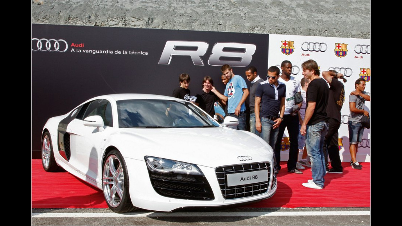 FC Barcelona: Audi