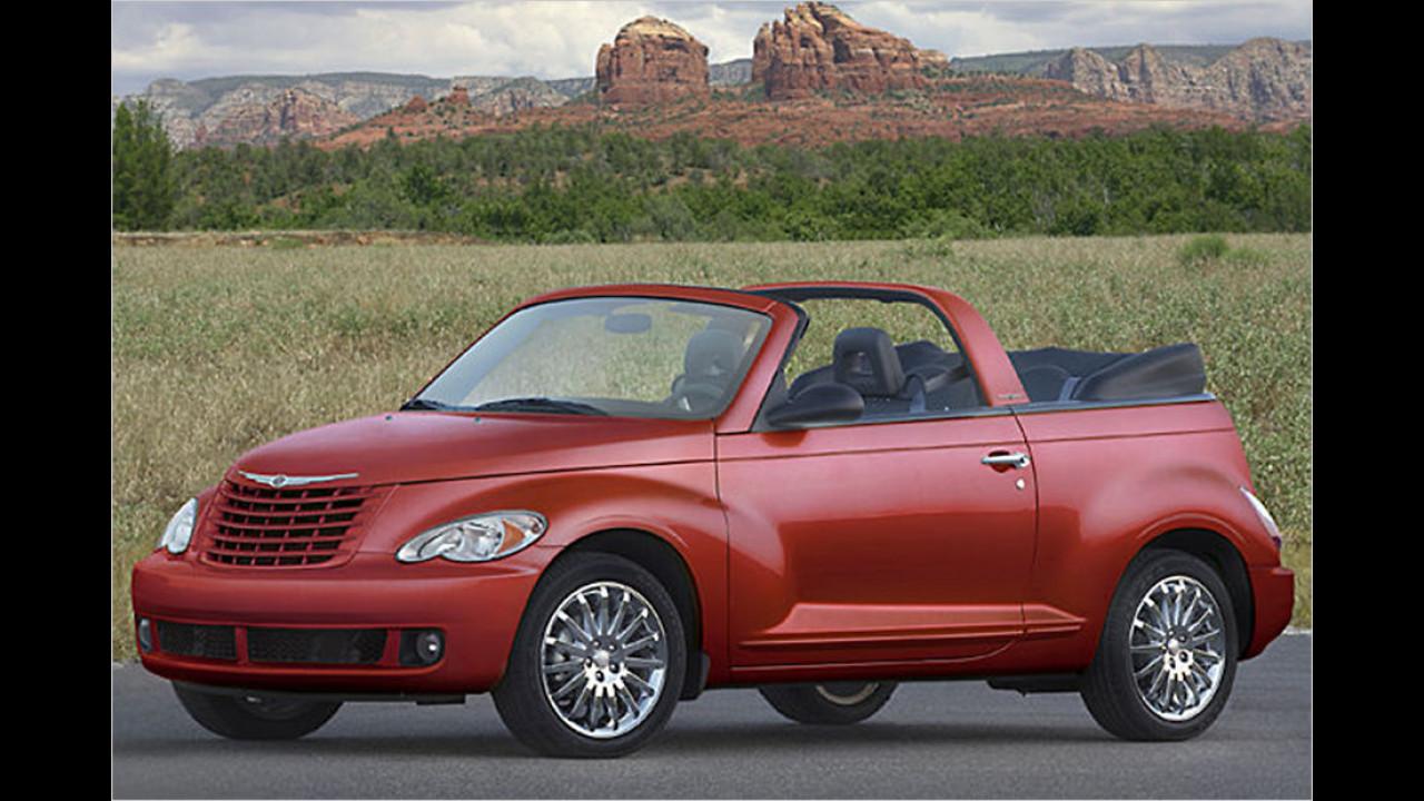 Chrysler PT Cruiser Cabrio (2004 bis 2008)