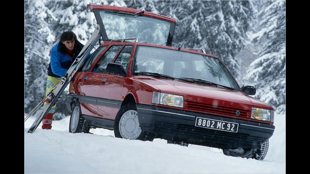30 Jahre Renault 21