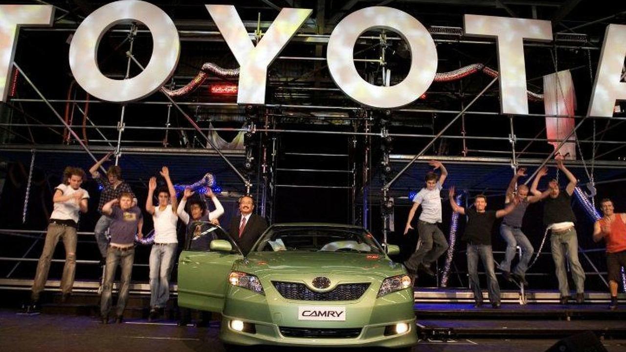 Toyota Camry Revealed (AU)