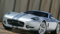 The Ford Shelby GR-1 front