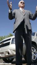 2007 Chevrolet Tahoe and Bob Lutz