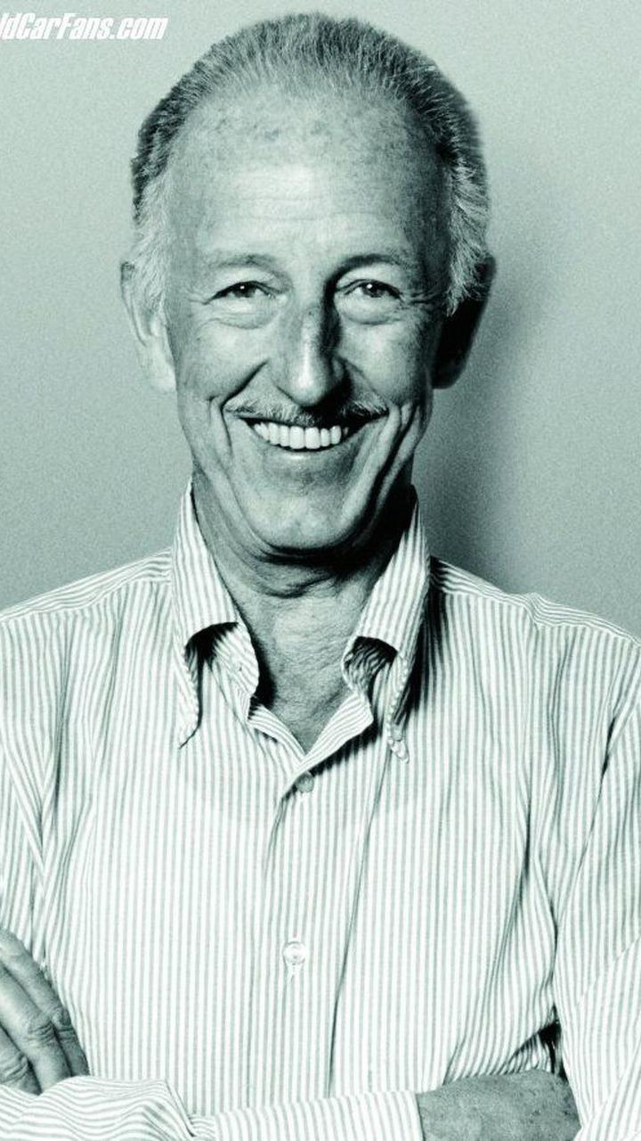 BMW Designer Albrecht Graf Goertz