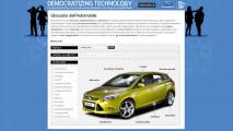 Nasce il Glossario dell'Automobile