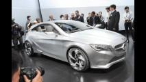 Mercedes Classe A Concept al Salone di Shanghai 2011