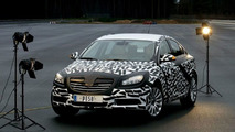 Opel Release Own Insignia Spy Photos