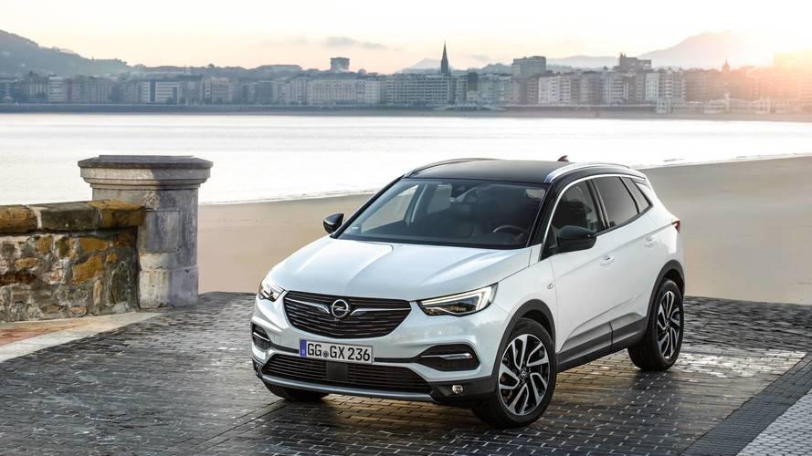 Opel Grandland X'in Ultimate paketi Türkiye'de!