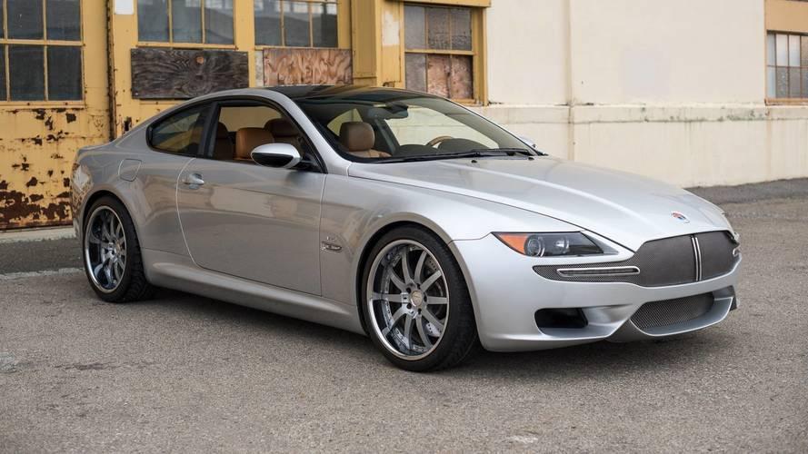 Fisker Latigo Is The Rare Coachbuilt BMW M6 You've Never Heard Of