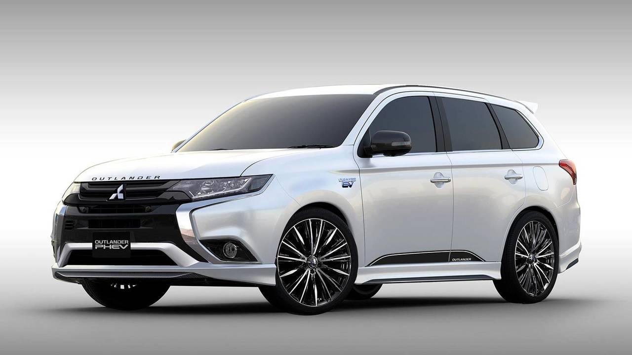 Mitsubishi Outlander PHEV Premium Sports Concept