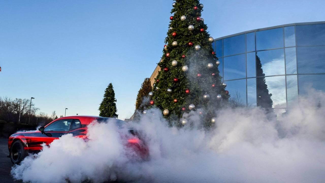 Dodge karácsonyi üdvözlet