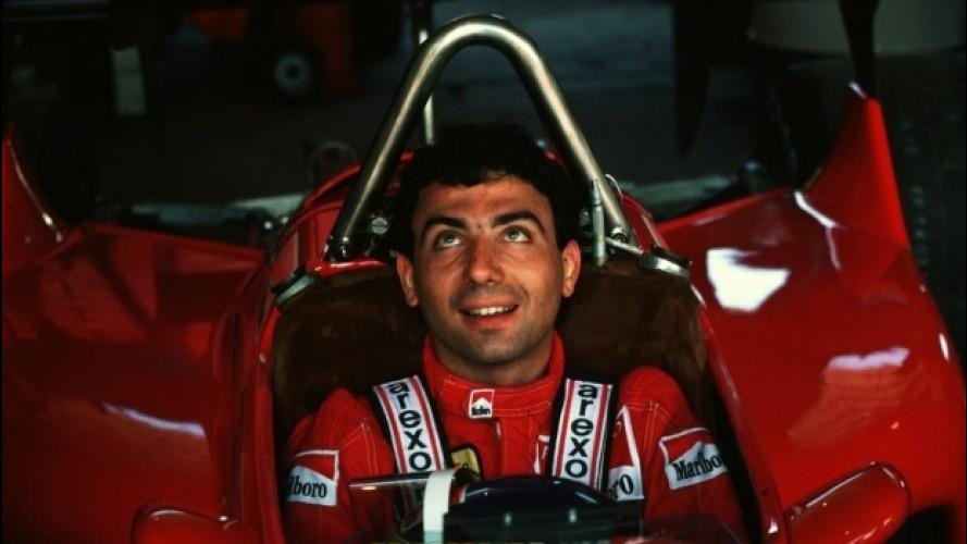 Alboreto, vent'anni fa vinceva la 24 Ore di Le Mans