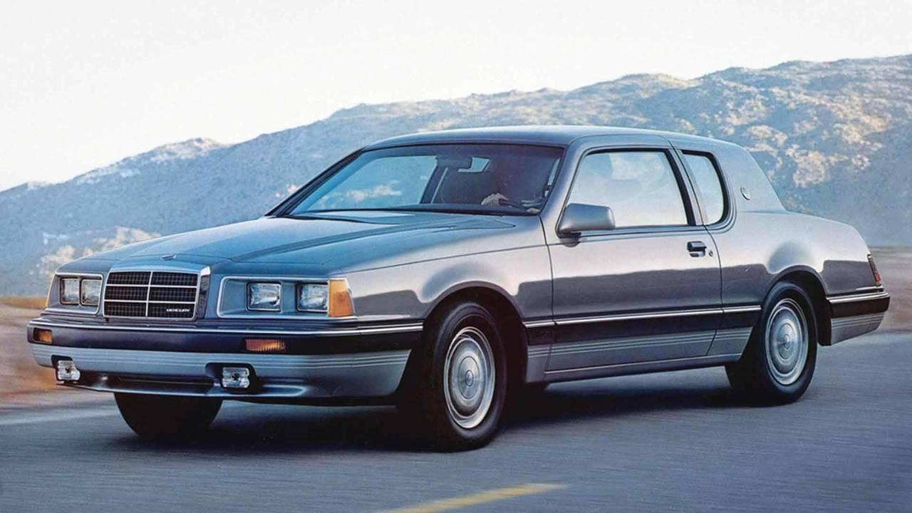 1984 Mercury Cougar XR7