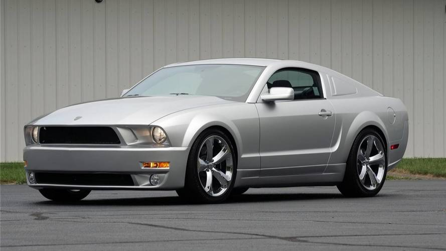 Limited-Edition Ford Mustang Iacocca To Cross The Auction Block