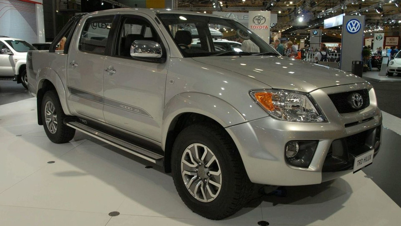 Toyota TRD HiLux at Brisbane International Motor Show