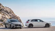Mercedes-Benz Clase A 2018, primeras fotos oficiales