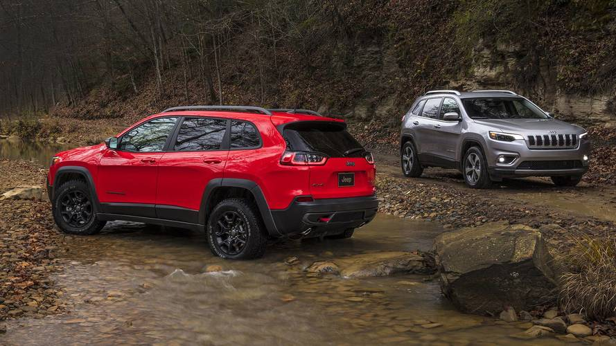 Impressive new Jeep Cherokee breaks cover