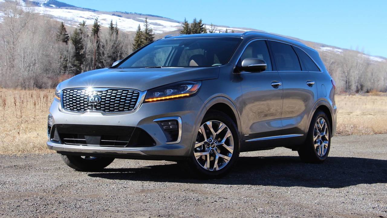 2019 Kia Sorento First Drive A Perfectly Fine Refresh