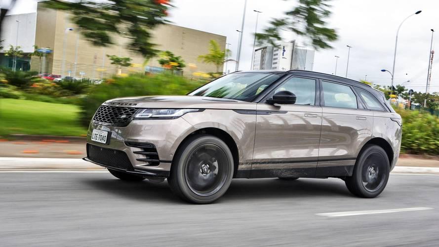 SUVs de luxo mais vendidos - Novo Range Rover Velar já lidera segmento