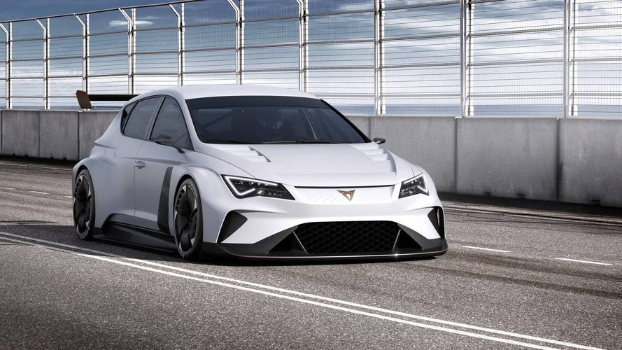 Cupra, tamamen elektrikli touring yarış otomobilini tanıttı