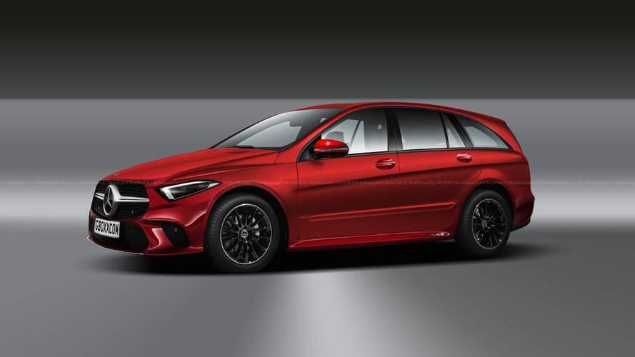 Mercedes-Benz Clase R 2018: ¿estará de vuelta?
