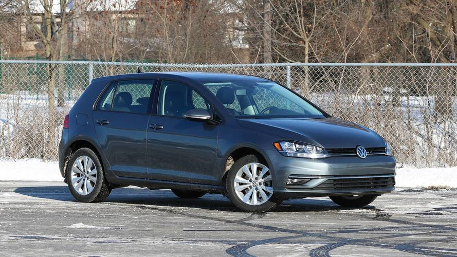 2018 Volkswagen Golf Review: Your Friendly Everyday Hatchback