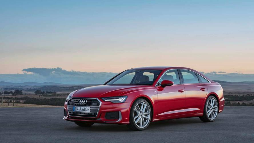 This is officially the new Audi A6 ahead of its Geneva reveal