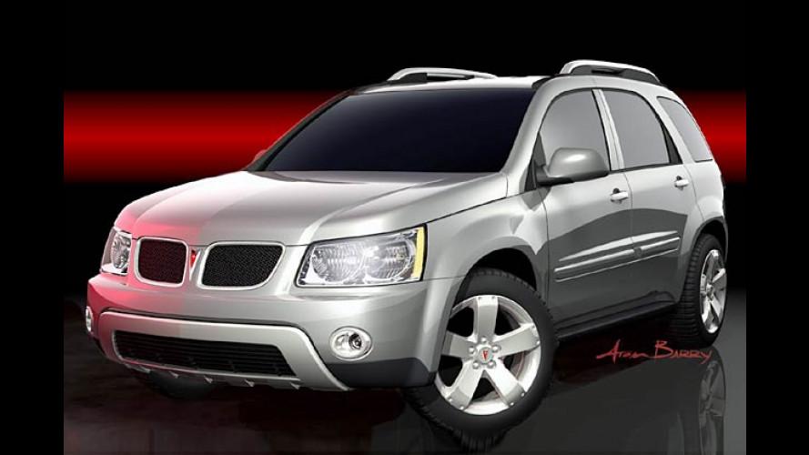 Pontiac Torrent: Kompakt-SUV für den US-Markt