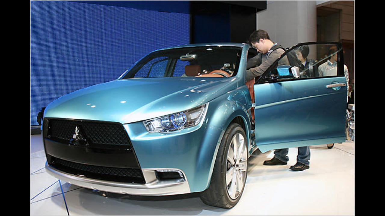 Mitsubishi Concept cX