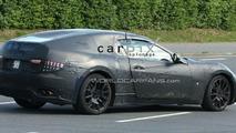 Maserati Spyder Spy Pics