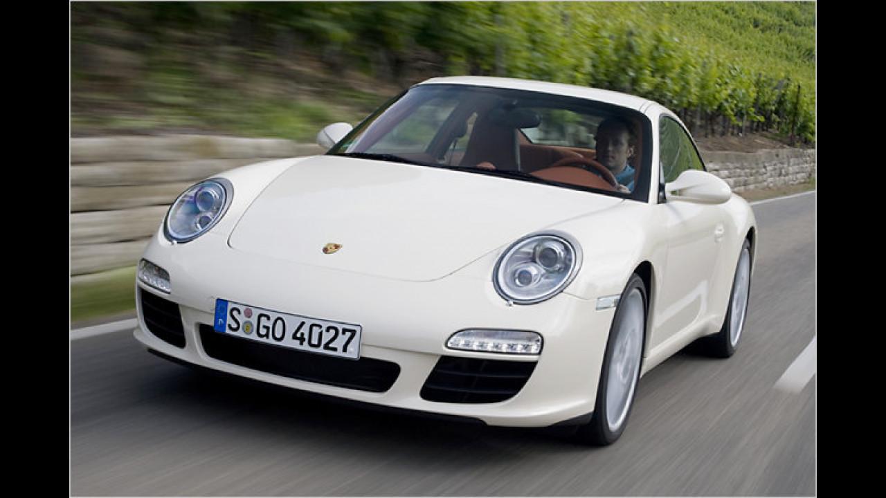 Test: Porsche 911 Carrera