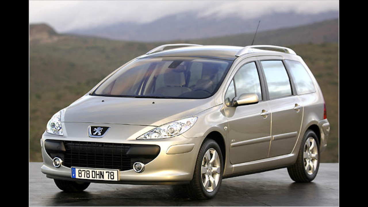 Peugeot 307 Break 90 Tendance