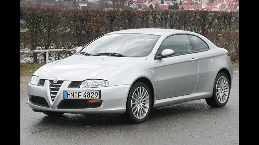 Alfa GT 1.8 TS: Der sanfte Einsteiger