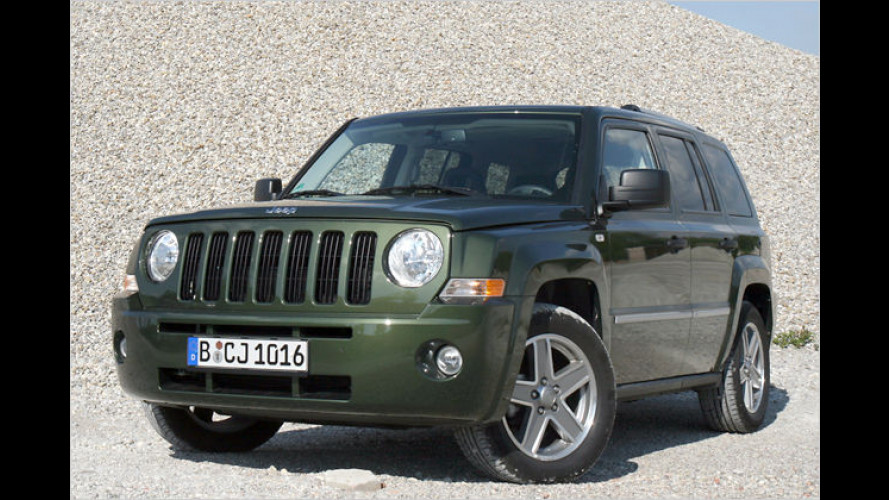 Ein Typ mit Ecken und Kanten: Wie gut ist der Jeep Patriot?
