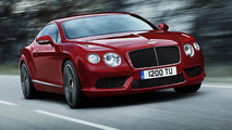 New Bentley Continental GT V8