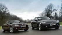 Mazda MX-5 Zsport and RX-8 Kuro Special Editions