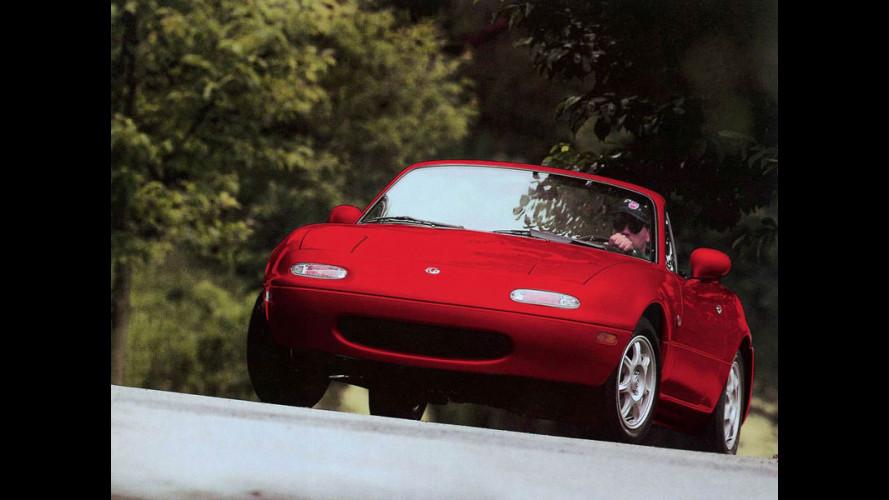 Mazda MX-5: è ancora record!