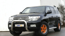 Toyota Land Cruiser V8 by Delta4x4
