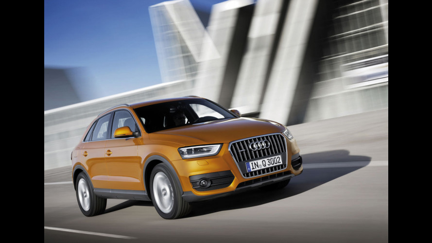 Audi Q3: piccola, ma di carattere