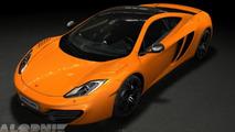 McLaren MP4-12C Project Alpha