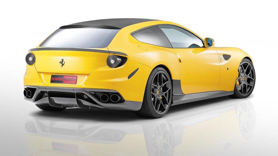 Ferrari FF by Novitec Rosso