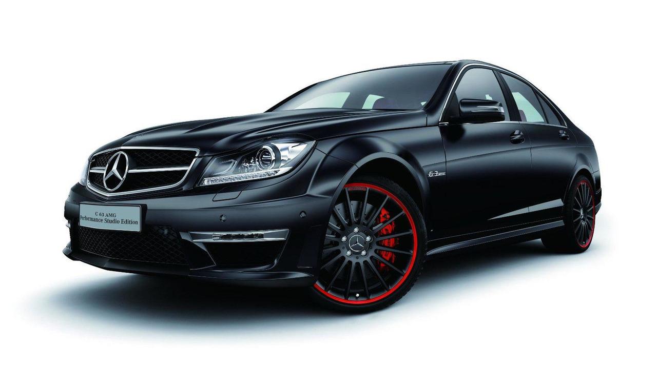 Mercedes-Benz C63 AMG Performance Studio Edition 05.06.2012