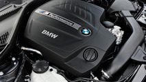 BMW M Performance 6-cylinder petrol engine with TwinPower Turbo