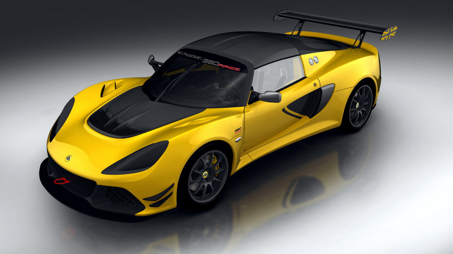 Lotus Exige Race 380 is too hardcore for the road