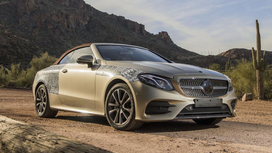 Primeira Volta: Mercedes-Benz E Cabriolet 2018