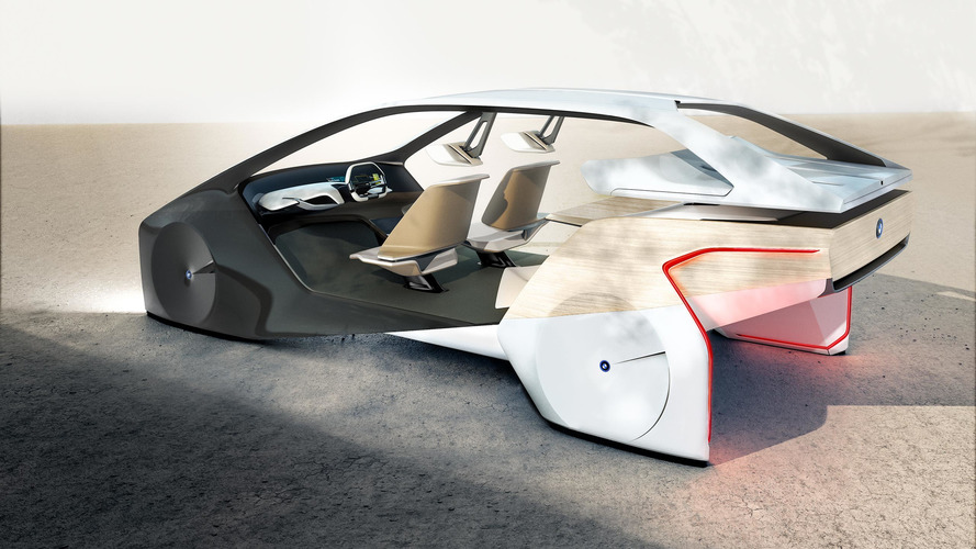 BMW i Inside Future sculpture revealed at CES